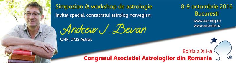 Congresul și simpozionul de astrologie 2016, ediția a XII-a