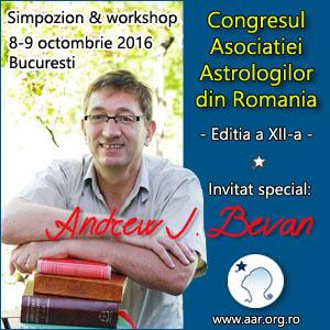 Invitatie la Congresul de astrologie AAR